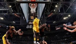 Dunk of the Night: Lance Stephenson