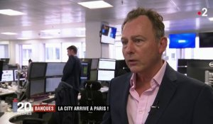 Banques : la City arrive à Paris