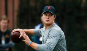 Sam Darnold: 'It was never awkward' between me and 'roommate' Josh Allen