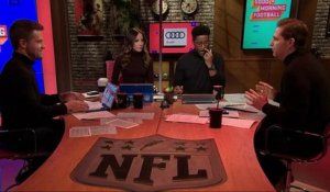 GMFB Mock Draft: Picking the first half of Round 1