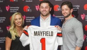 Dan Orolovsky: Baker Mayfield has the most to prove in the NFL