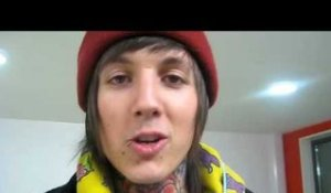 K! Tour 09: Oli Sykes (BMTH) answers fans' questions