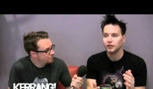 Kerrang! Podcast: Blink 182