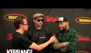 Kerrang! Podcast: Gallows