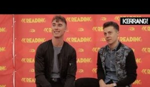 Kerrang! Reading Festival 2015: Don Broco