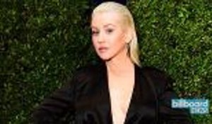 Christina Aguilera Shares Video Likely Teasing New Music | Billboard News
