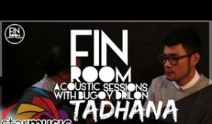 "Bugoy Drilon - covers ""Tadhana""  (Fin Room Acoustic Sessions)"