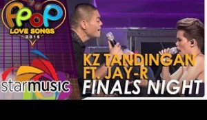KZ Tandingan and Jay-R - Himig Handog P-Pop Love Songs 2016 Finals Night