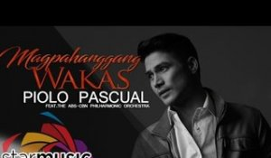 Piolo Pascual - Magpahanggang Wakas feat. The ABS CBN Philharmonic Orchestra (Official Lyric Video)