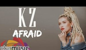 KZ Tandingan - Afraid (Official Lyric Video)