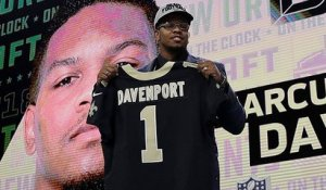 Casserly: Saints made the right move by trading up for Marcus Davenport