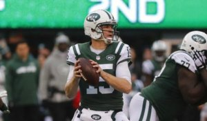 Darron Lee: 'Josh McCown is one of the leaders on this team'