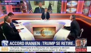 Accord Iranien: Donald Trump se retire (2/3)