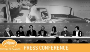 TODOS LOS SABEN - CANNES 2018 - PRESS CONFERENCE - EV