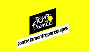 Guide du Tour de France - Contre-la-montre par équipe