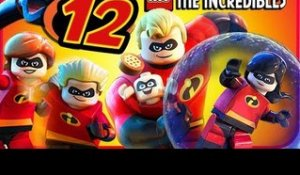 LEGO The Incredibles Walkthrough Part 12 (PS4, Switch, XB1) ENDING No Commentary Co-op