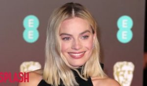 Margot Robbie loves her busy work schedule