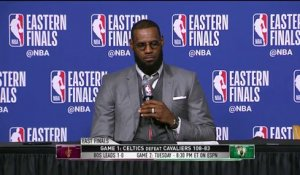 "LeBron James en mode ""Rain Man"""