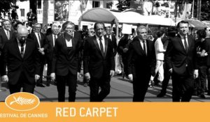 EN GUERRE - CANNES 2018 - RED CARPET - EV