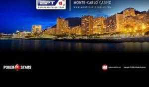 Main Event POKERSTARS & MONTE-CARLO©CASINO EPT, Jour 3 (cartes visibles)