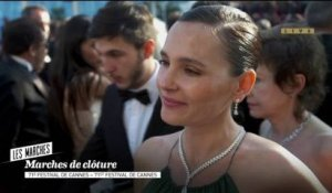 "Virginie Ledoyen ""Il faut saluer le talent "" - Cannes 2018"