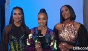 En Vogue Talks About Diversity of Genres in Their Music and New Album 'Electric Cafe'  | BBMAs 2018