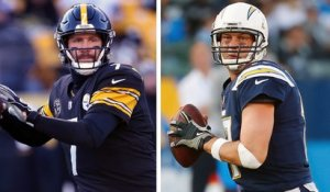 Who's more likely to dethrone Brady in AFC: Rivers or Roethlisberger?