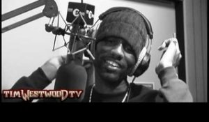Wretch 32 & Kyza freestyle - Westwood