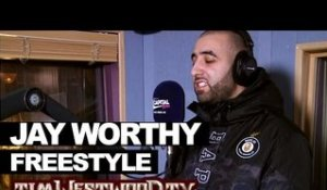 Jay Worthy freestyle over Dr Dre beats - Westwood