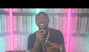 Davido freestyle - Westwood Crib Session