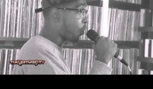 Oddisee freestyle - Westwood Crib Session