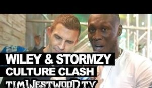 Stormzy & Wiley talk film, album, book releases - Westwood
