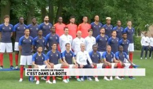 Mondial 2018 - La photo officielle des Bleus