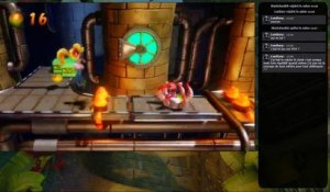 On retourne sur Crash Bandicoot 2 (09/06/2018 09:54)
