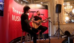 Firestone Music Talents : Julian Perretta de retour en force