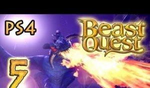 Beast Quest Gameplay Walkthrough Part 5 (PS4, Xbox One, PC) No Commentary