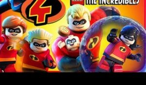 LEGO The Incredibles Walkthrough Part 4 (PS4, Switch, XB1) No Commentary Co-op