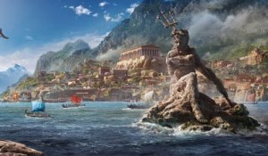Extrait / Gameplay - Assassin's Creed Odyssey - Gameplay en Grèce