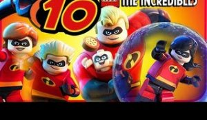 LEGO The Incredibles Walkthrough Part 10 (PS4, Switch, XB1) No Commentary Co-op