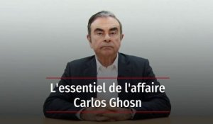 L'essentiel de l'affaire Ghosn