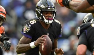 Schrager: Lamar Jackson 'won the entire week for the NFL' in Week 11