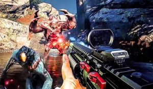 EARTHFALL Bande Annonce de Gameplay
