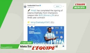 Diakhaby rejoint Huddersfield Town - Foot - Transferts