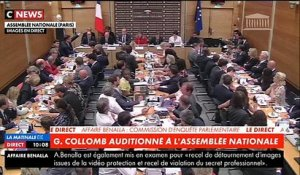 Affaire Alexandre Benalla - Audition de Gérard Collomb: Des députés protestent contre les conditions d'organisation de l'audition du ministre à l'Assemblée nationale - VIDEO