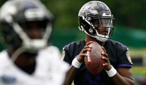 Garafolo: Lamar Jackson wowed at camp with one-on-one scramble