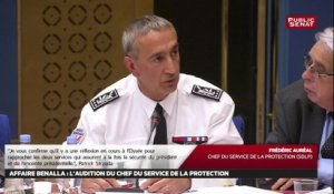 Affaire Benalla : l'audition du chef du Service de la Protection