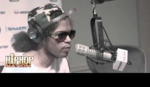 Ab Soul Visits Torae on #TorGuideSXM