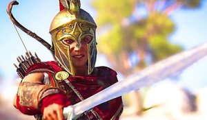 ASSASSIN'S CREED ODYSSEY : NOUVELLE Bande Annonce de Gameplay
