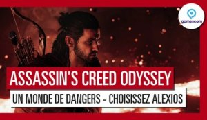 Assassin's Creed Odyssey - Trailer de Gameplay Gamescom 2018 - Un Monde de Dangers - Alexios