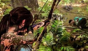 SHADOW OF THE TOMB RAIDER : Survie dans la Jungle Bande Annonce
